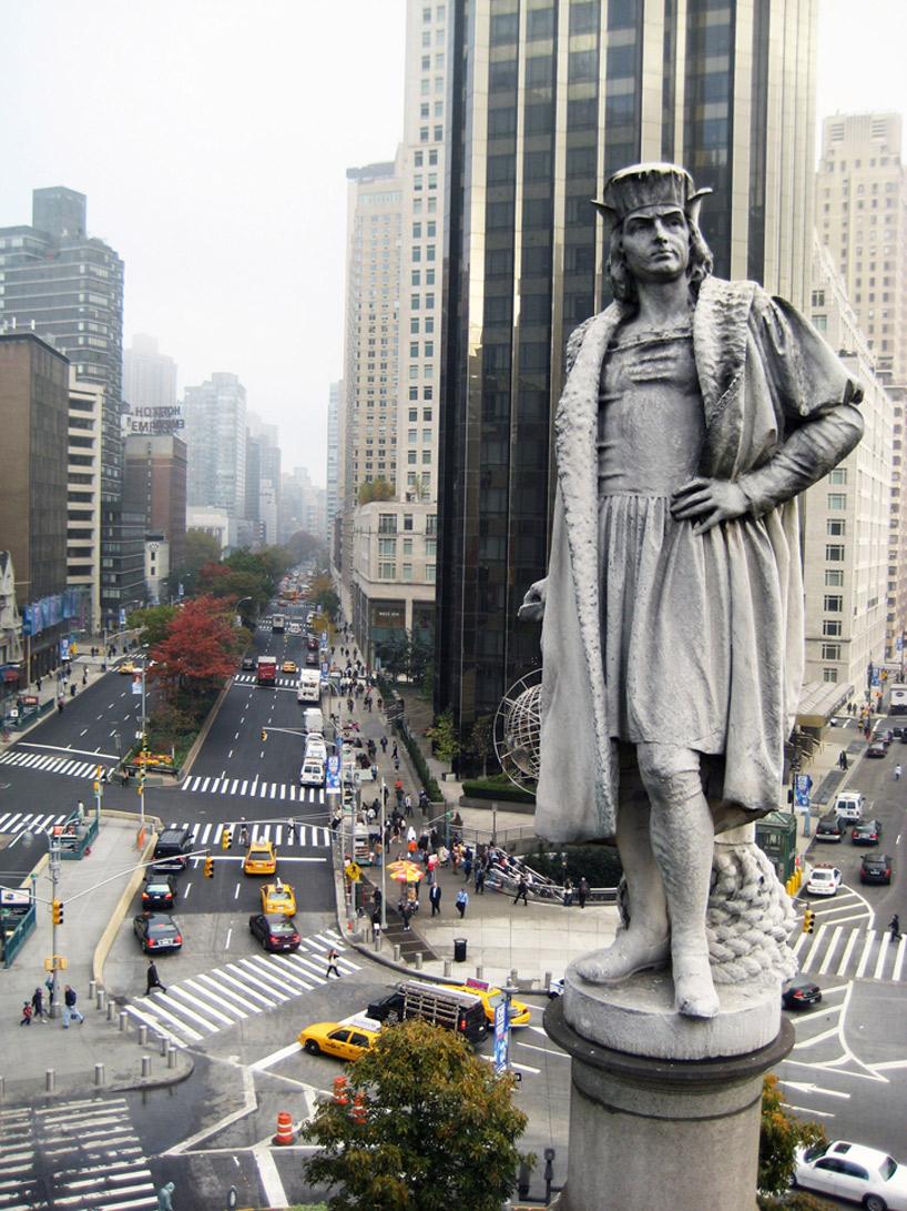 Columbus antes