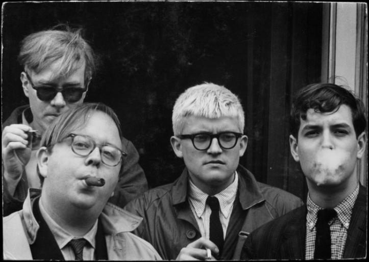 Warhol, Geldzahler et al