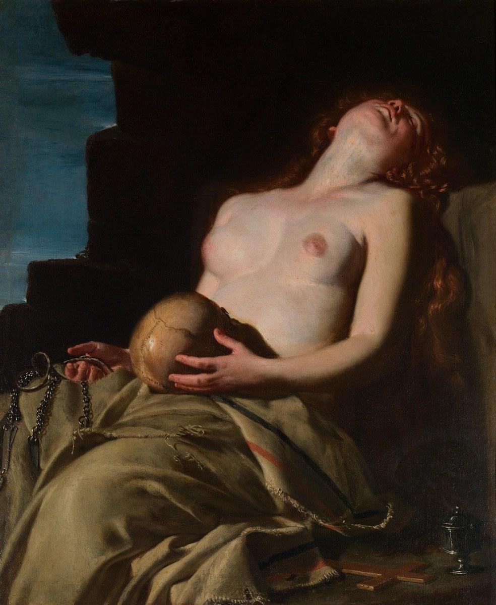 Magdalena desvanecida