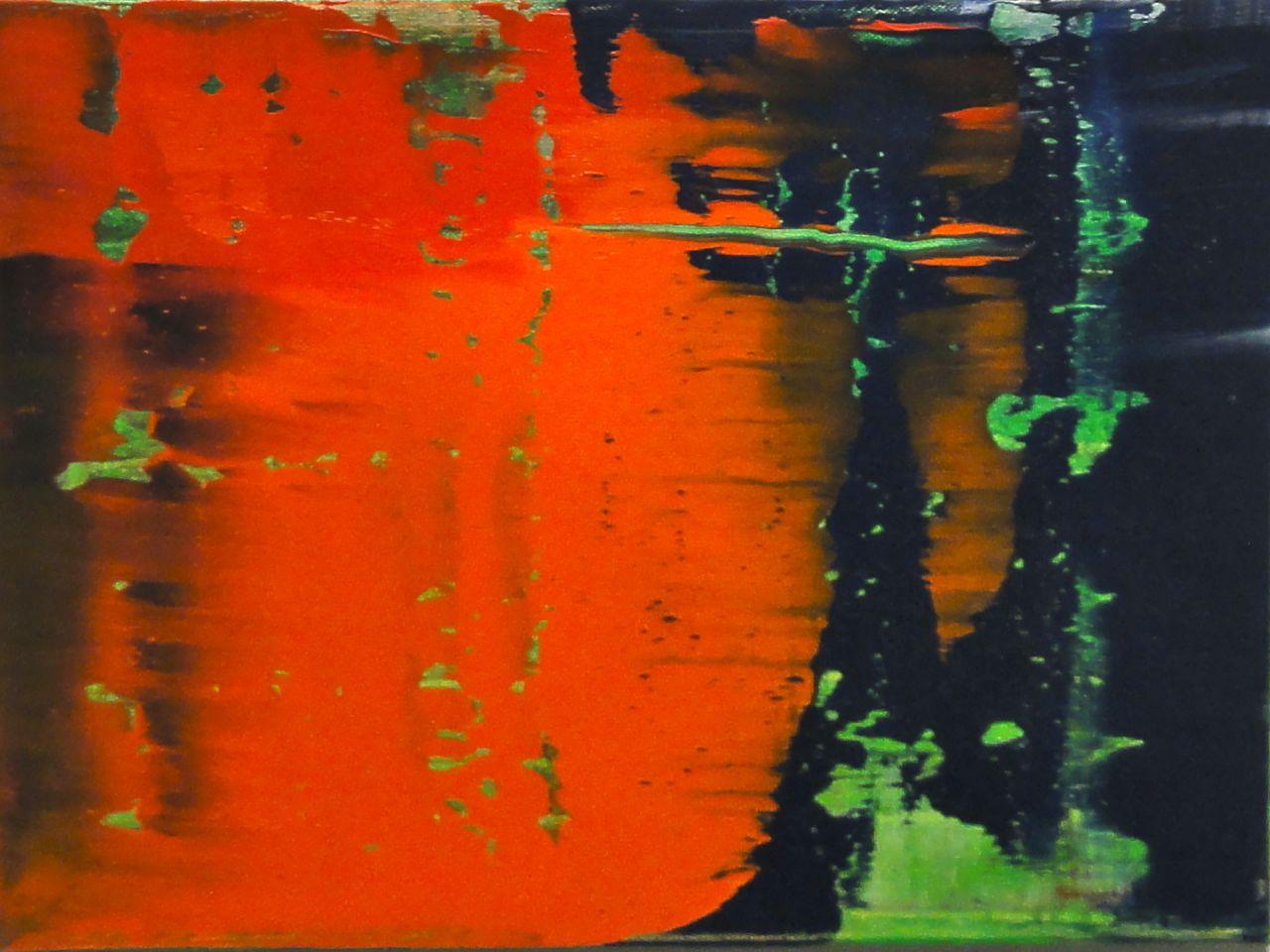 Grun-Blau-Rot 789-38, 1993,