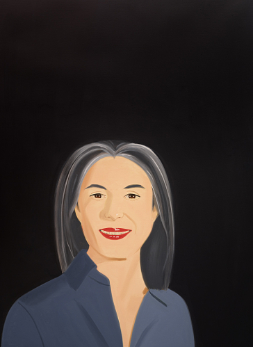 Alex Katz-Ada_Smiles