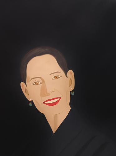 Alex Katz-Ursula_Smiles