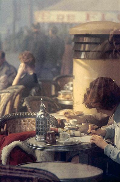 Paris, 1959 by Saul Leiter
