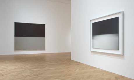 Rothko/Sugimoto: Dark Paintings and Seascapes