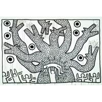 La Forastera presenta: Keith Haring político