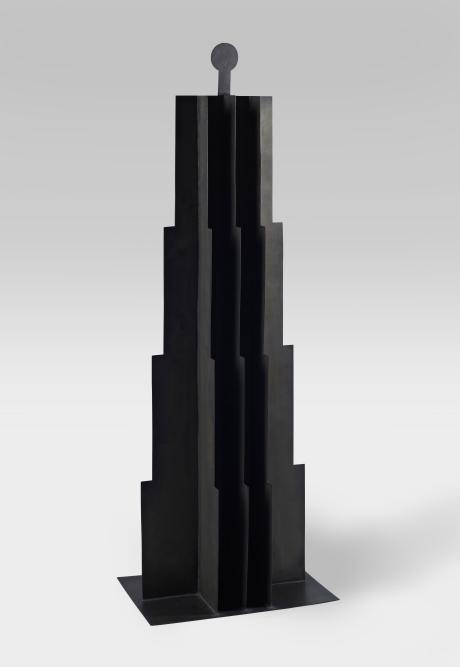 Roberto Aizenberg - Escultura - 1975 - Bronce - 69x24x17