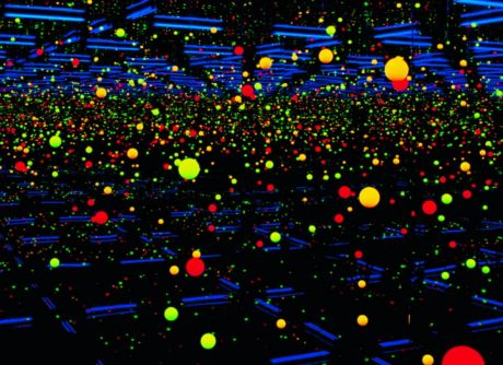 Yayoi-Kusama-soul-under-the-moon