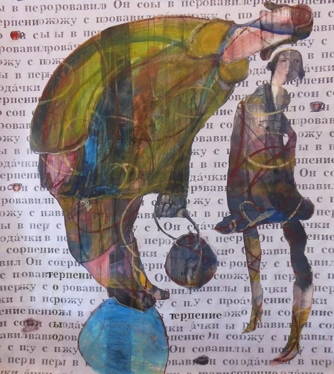 Resultado de imagen para pintura contemporanea rusa