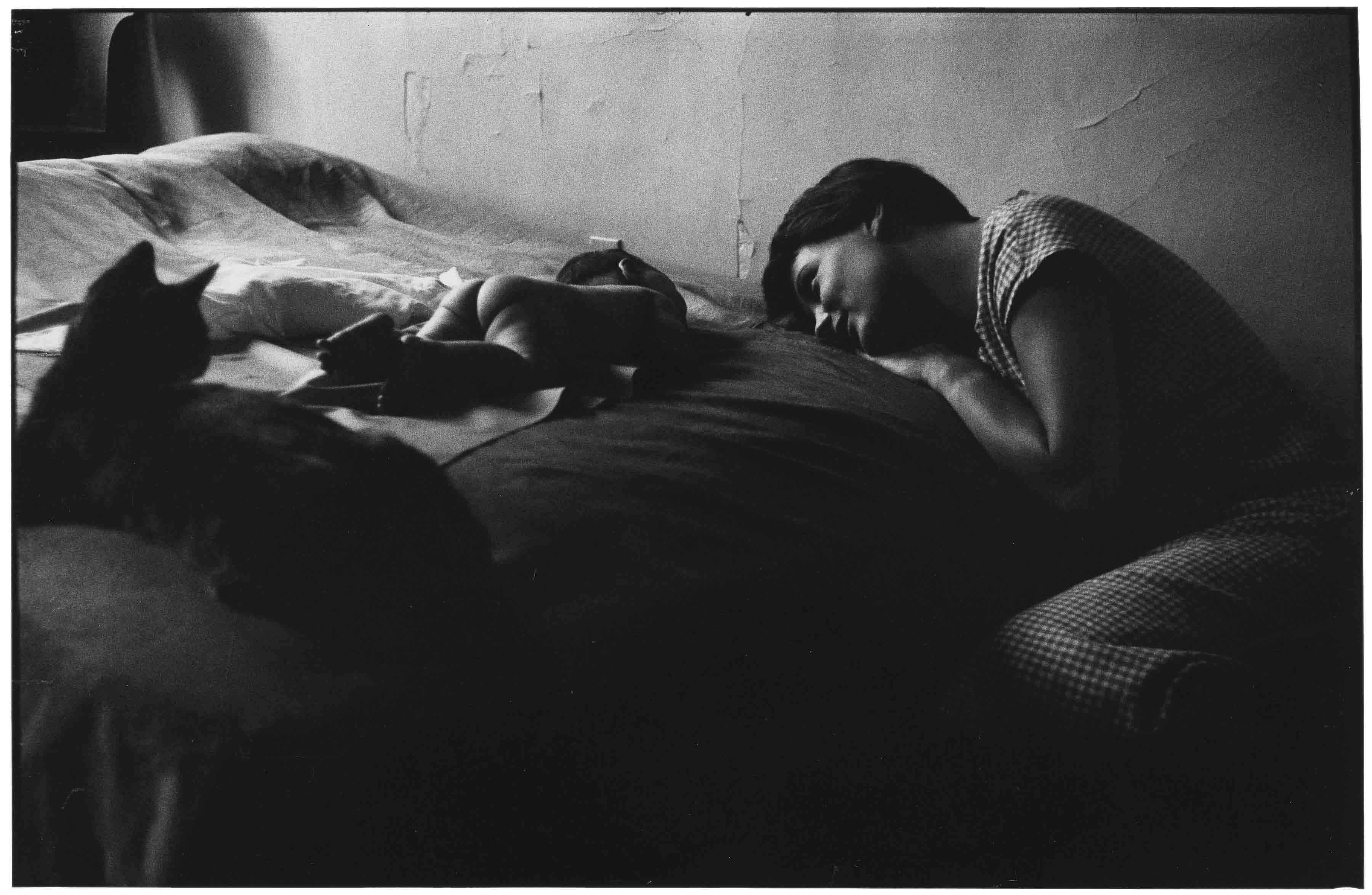 Elliott-Erwitt-USA.-New-York-City.-1953