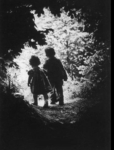The Walk to Paradise Garden - Eugene Smith