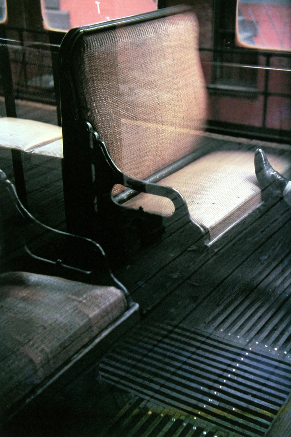"""""""Foot on El"""" (1954)"""