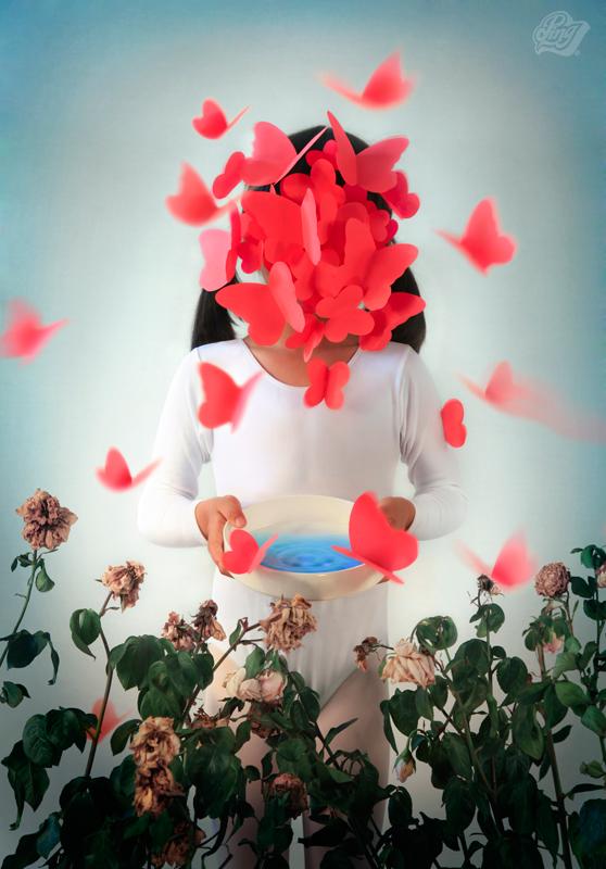 Paper-Butterflies-PingHomeric
