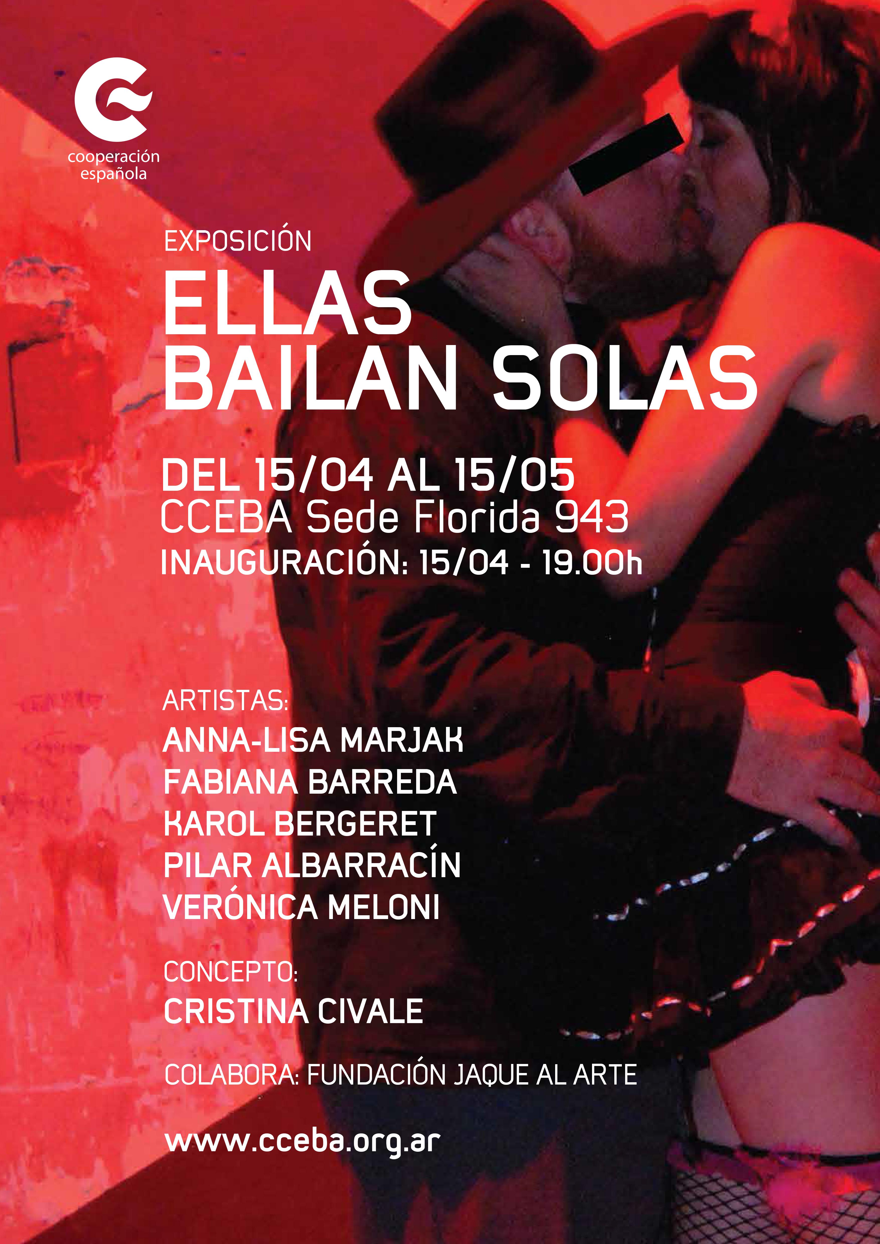 afiche ellas bailan_baja