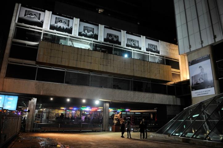 Espansiva V en el Cultural San Martín Foto Prensa CSM / Sandra Cartasso