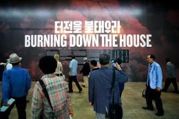 Corea: Incendiando lacasa