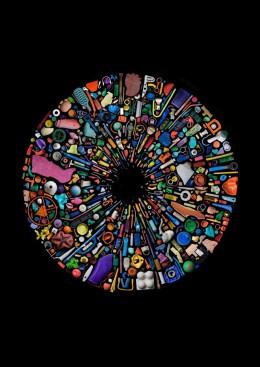 El arte de los desechosmarinos