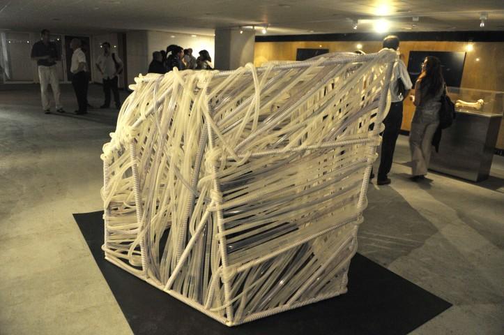 "Inauguracion Muestra ""Planetario"" Foto PRENSA CSM / Sandra Cartasso"