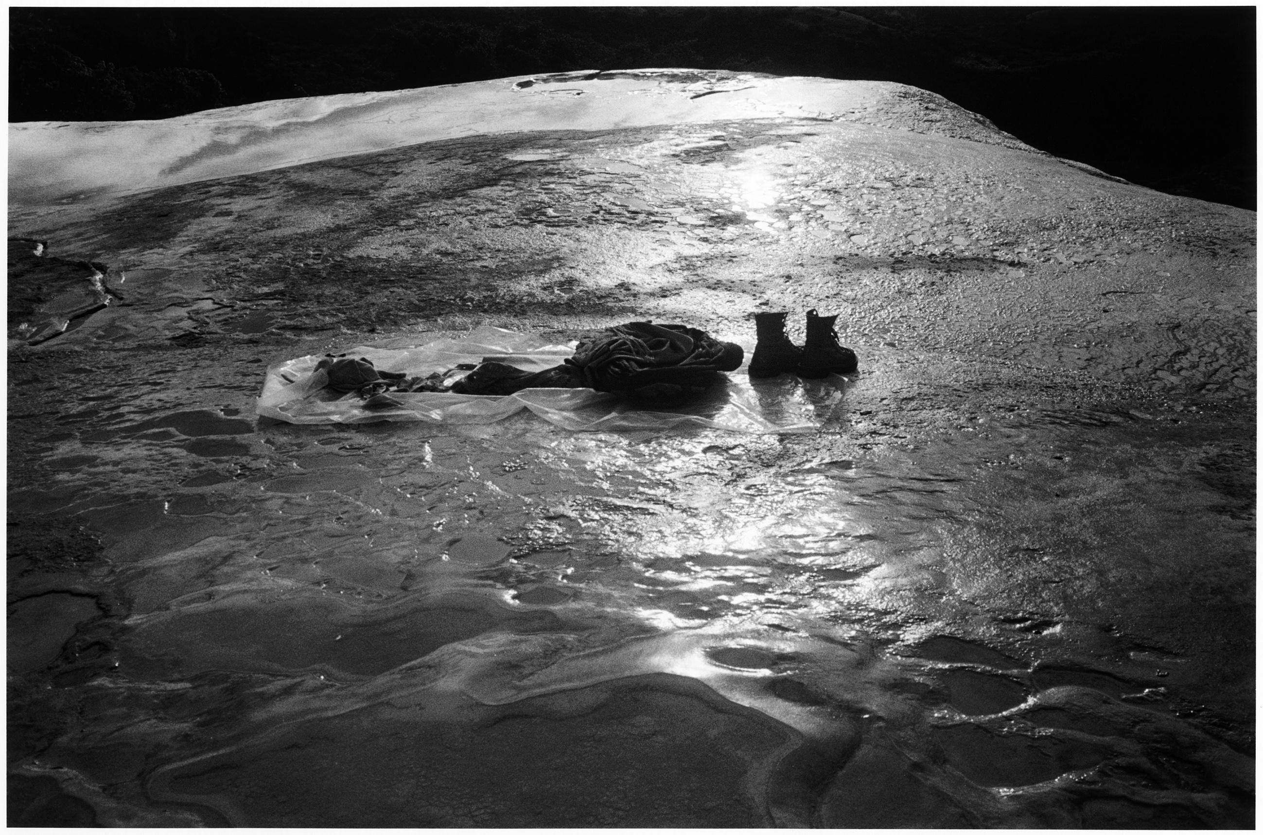 Adriana Lestido, Hierve el agua, Oaxaca, 2010, toma directa, gelatina de plata sobre papel baritado, 38,5x58cm, ed. 15 AP en alta