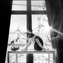 Fundido a gris: Las fotografías de CarlaCiuffo